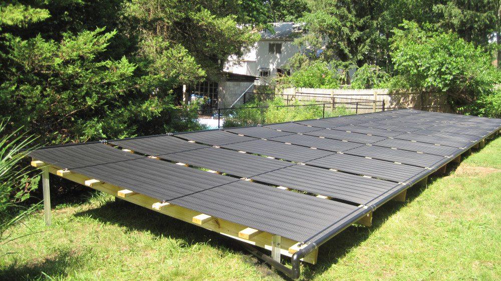 Ground Mounted System - Lake Grove, NY