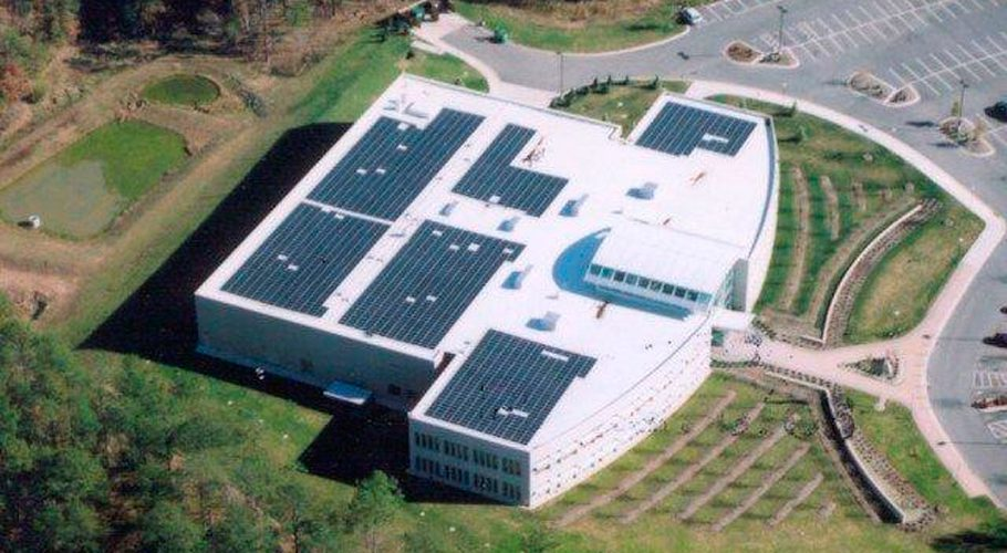National Environmental Protection Agency, 100kw - Raleigh-Durham, NC
