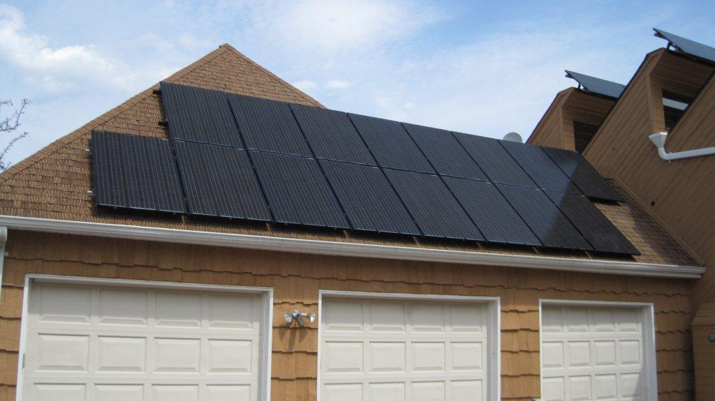 Solar Electric Installation - East Islip