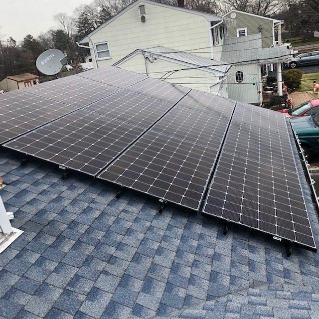 Solar Electric Installation - East Islip, NY