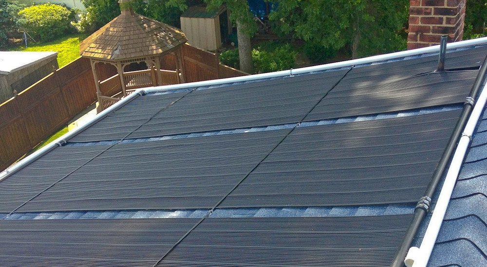 Pool Solar Installation - Farmingdale, NY