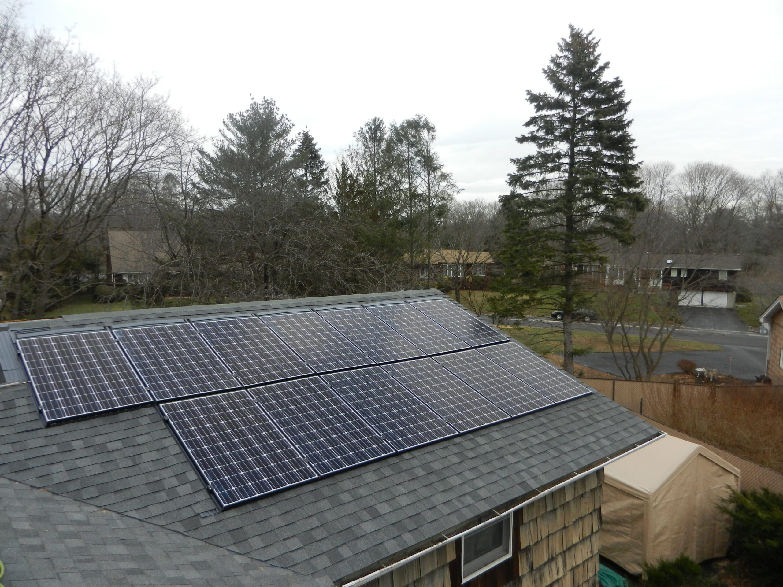 EZ Roof Mounting System/ Roof Integrated - Nesconset, NY