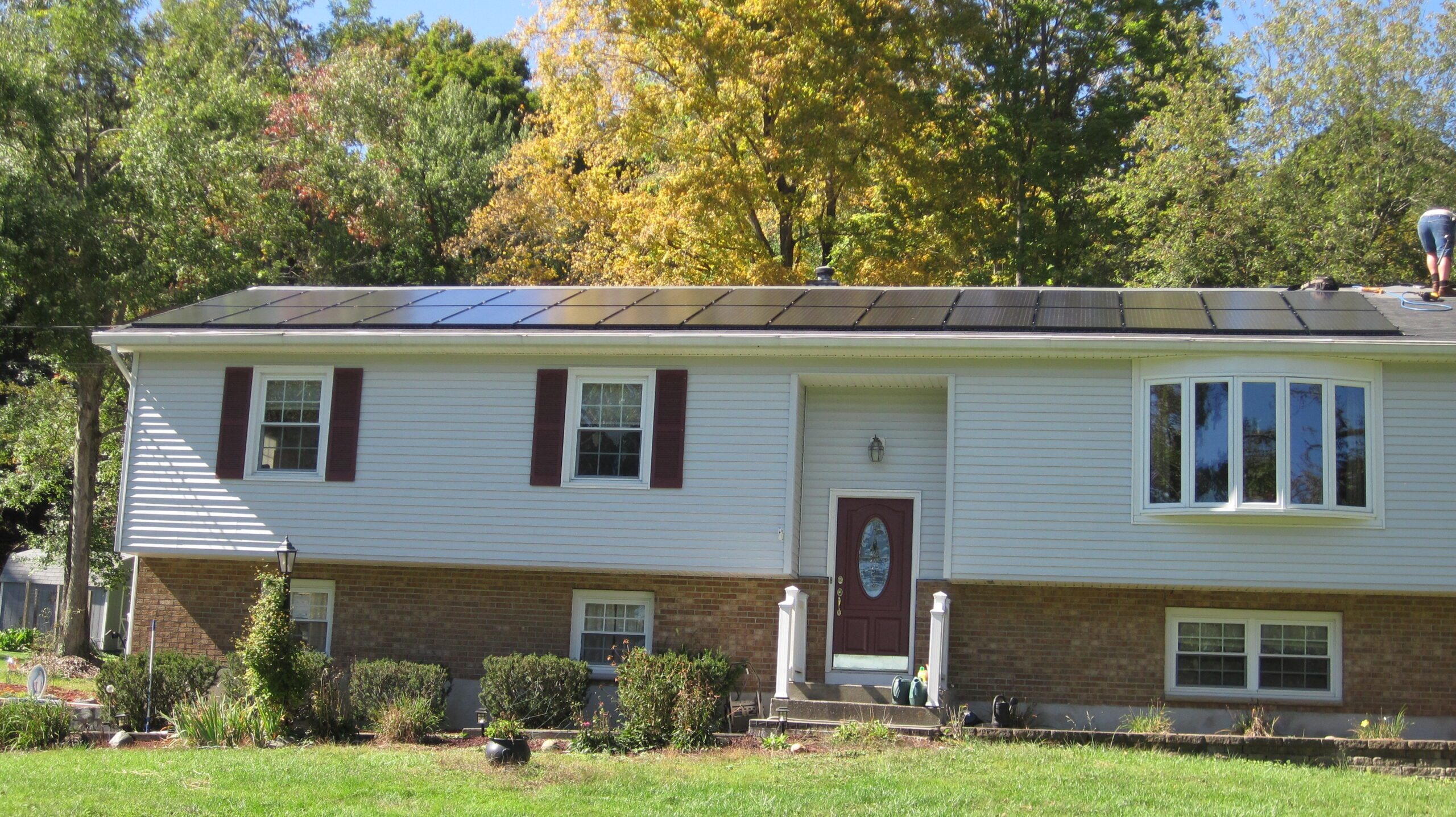 EZ Roof Mounting System/ Roof Integrated - Wappingers Falls, NY - Wappingers Falls, NY