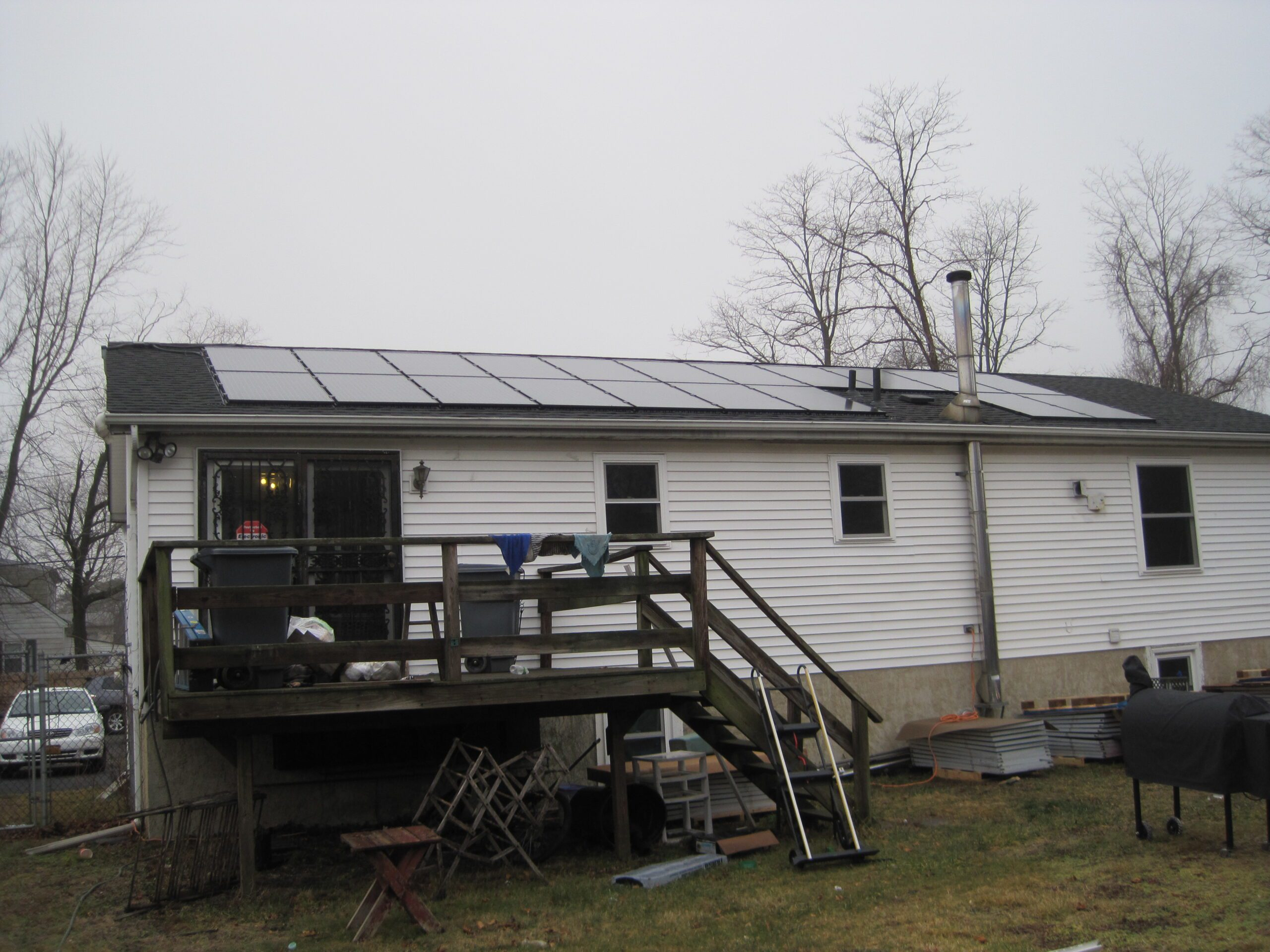 EZ Roof Mounting System/ Roof Integrated - Brentwood, NY - Brentwood, NY