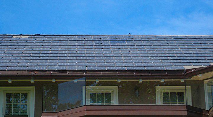 Roof Integrated Sunslate System - Gloucesater, MA