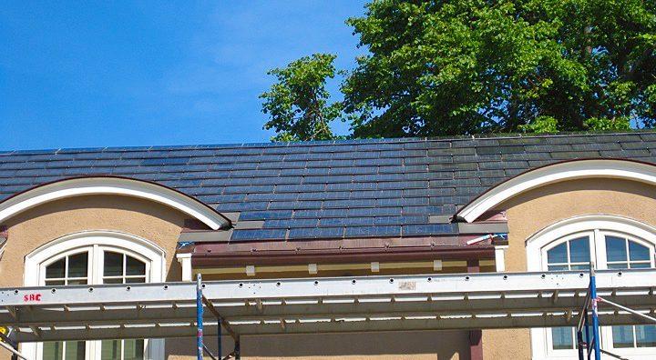 Roof Integrated Sunslate System - Gloucester, MA