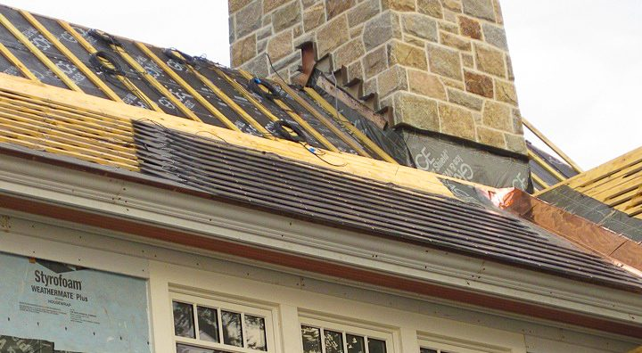 Roof Integrated Sunslate System - Rye, NY