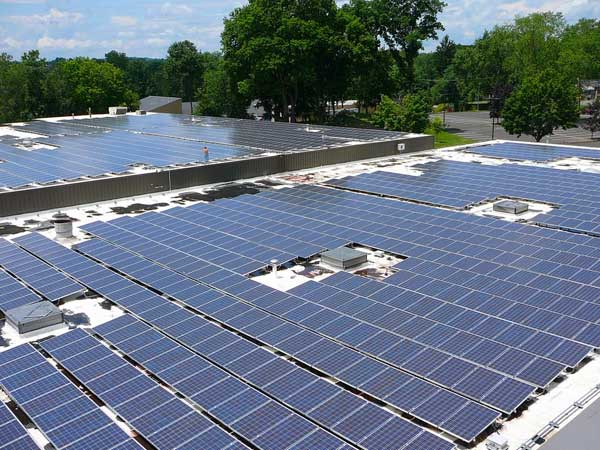 Mixed Use Commercial Building, 105kw  - Danbury, CT