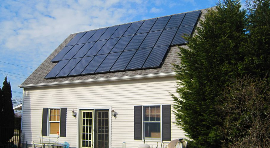 Residential Solar Electric - Southold, NY