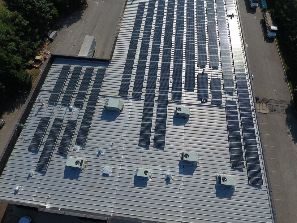 Nesconset, NY 151 KW (452 Panels)
