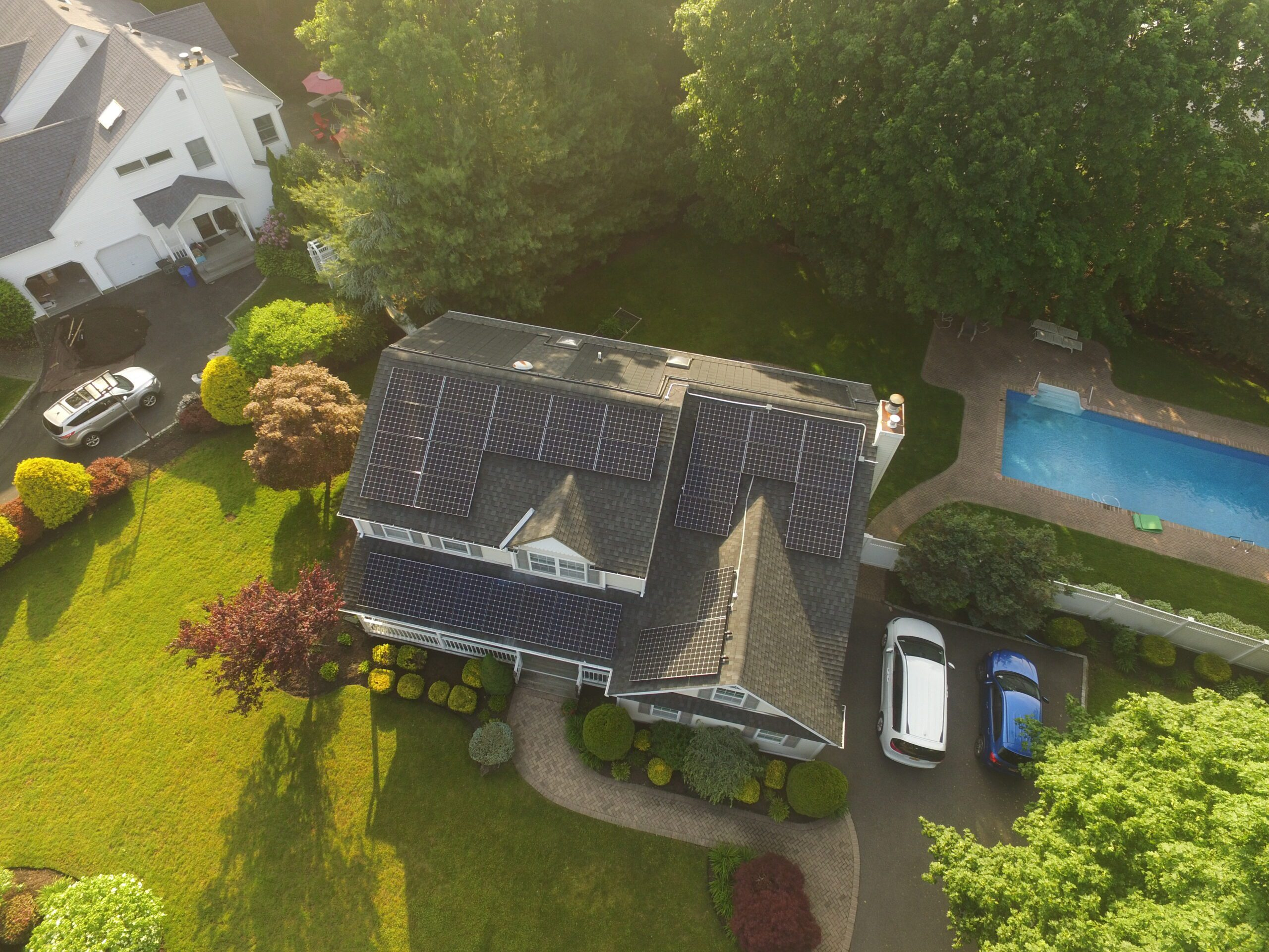 Solar Electric & Pool Installation - St James, NY