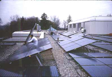 Westchester County Medical Center, 36kw (1995) - Valhalla, NY