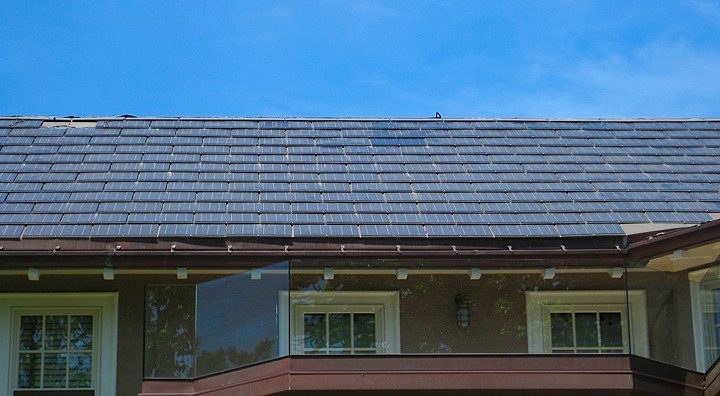 Roof Integrated Sunslate System - Gloucesater, MA