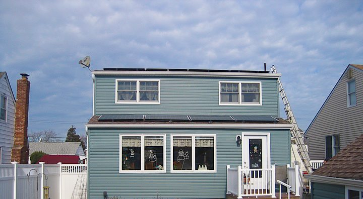 5000th Residential Solar Electric System Installed on Long Island - Amity Harbor, NY