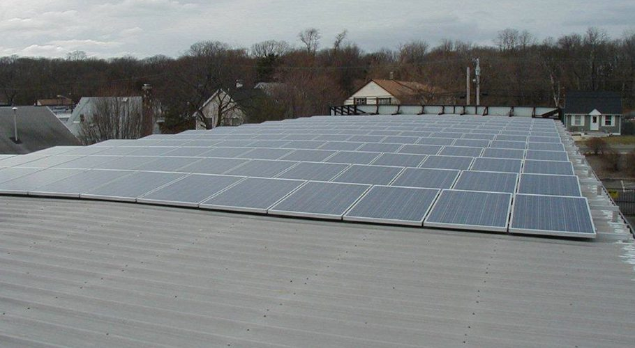 36kw Commercial Installation - Huntington, NY
