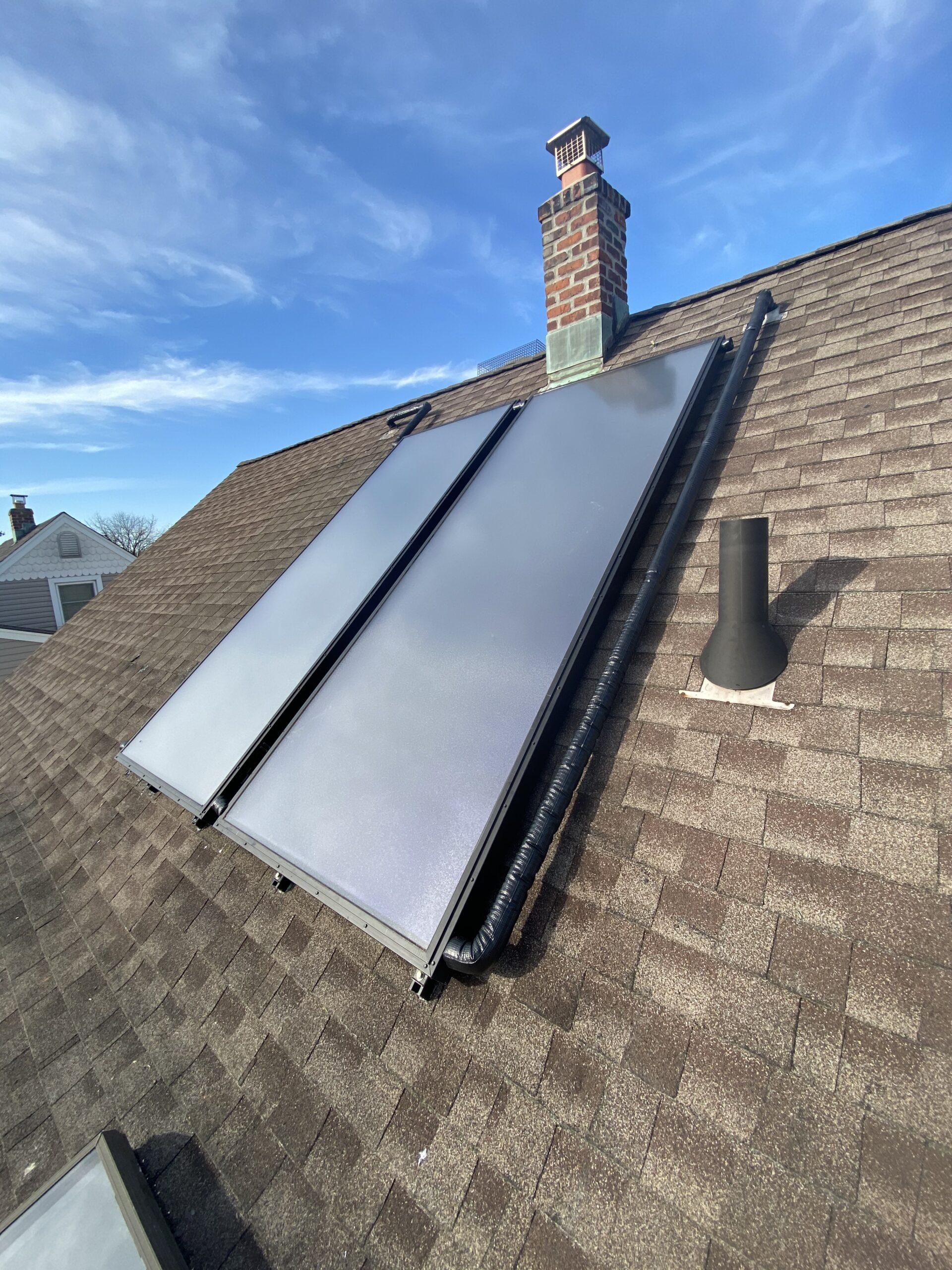 Solar Hot Water banner Photo